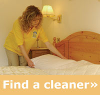 Find a cleaner with SelClene Ayrshire